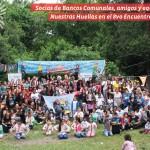 Magia y colores en el 8vo Encuentro Anual de Bancos Comunales