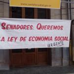 En Santa Fe, ¡la Economía Social y Solidaria es ley!