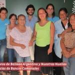 Socias de Bancos Comunales participan de talleres con Balloon Argentina