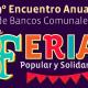 Emprendimientos y talleres en nuestra Feria Popular y Solidaria