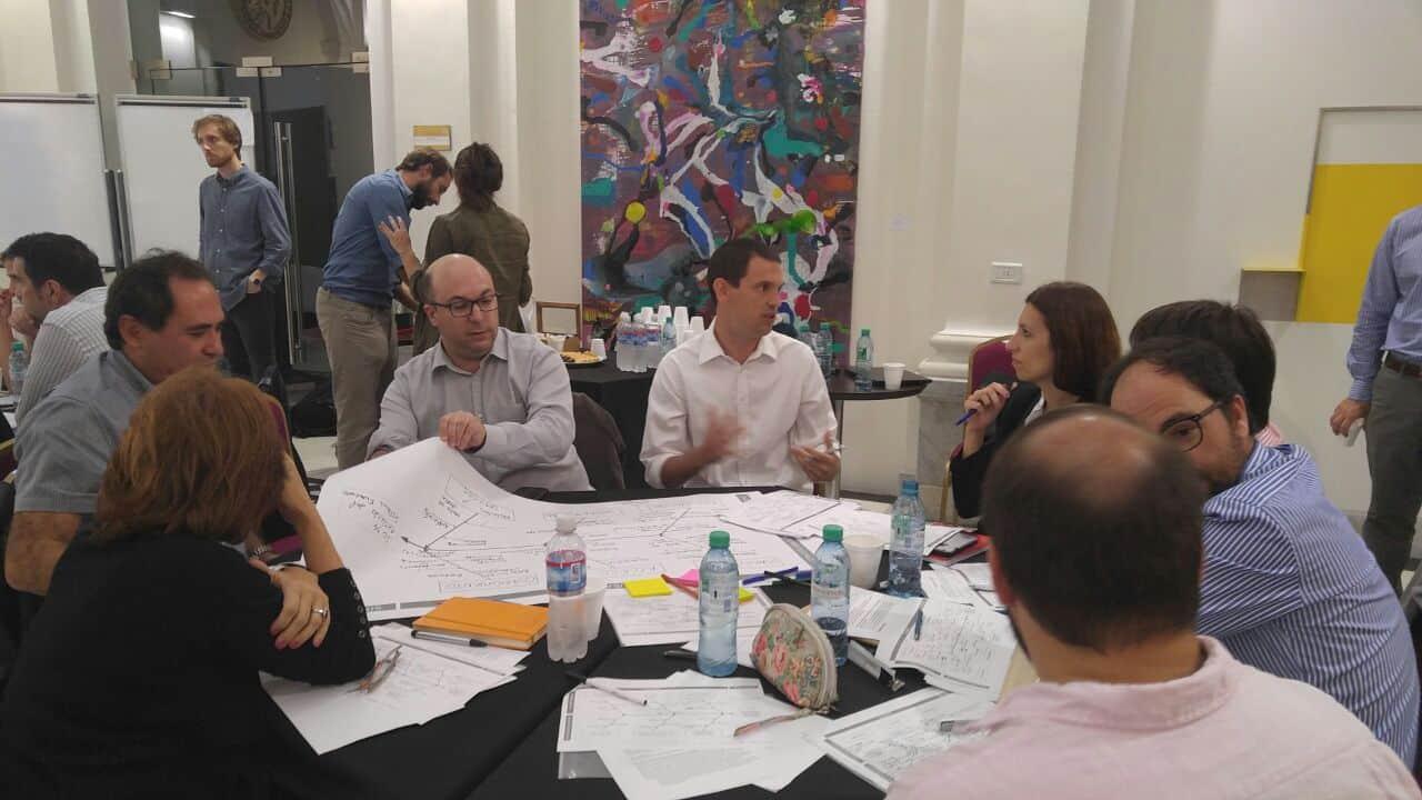 Mesa de trabajo sobre Inclusión Financiera